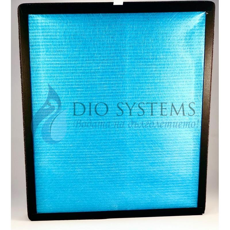 Резервен филтър за пречиствател на въздух