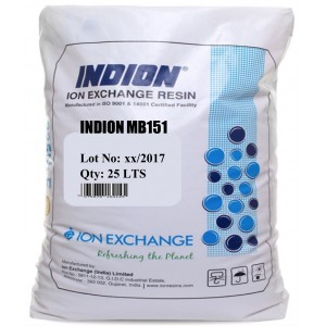 Йонообменна смола за омекотители 25 литра Indion